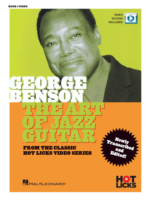 George Benson The Art of Jazz Guitar