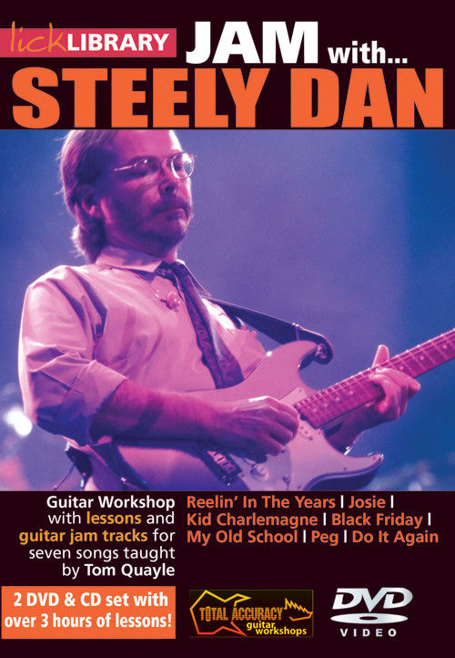 LickLibrary JamWithSteelyDan