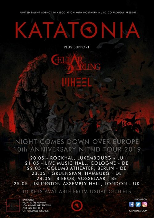 CellarDarling Katatonia