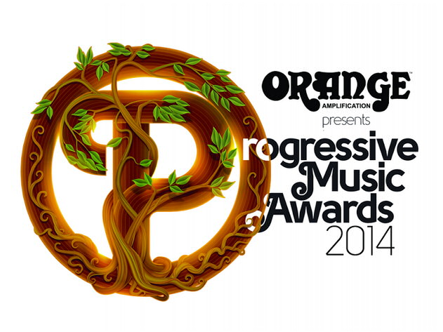 Orange Prog Awards 2014 Logo