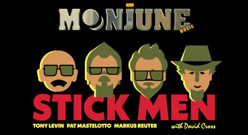 Stickmen Latin American Tour 2018