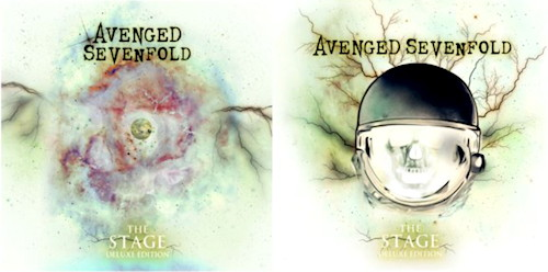 AVENGED SEVENFOLD THE STAGE Deluxe