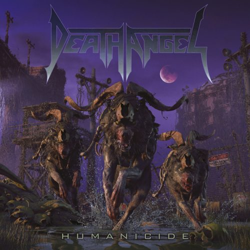 DEATH ANGEL Humanicide