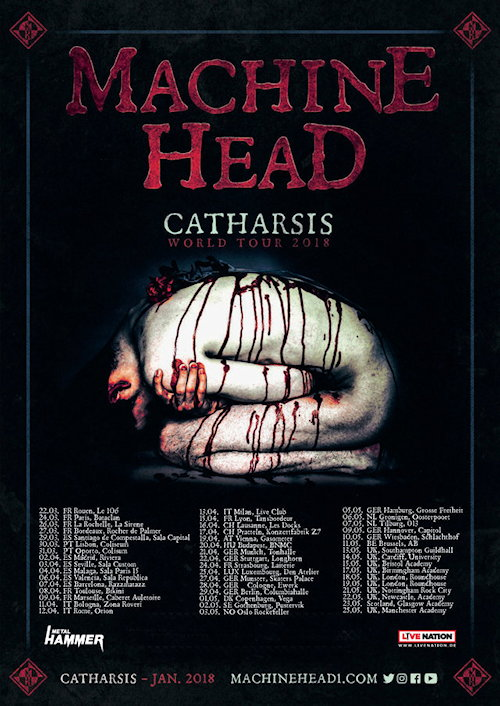 MachineHead Catharsis