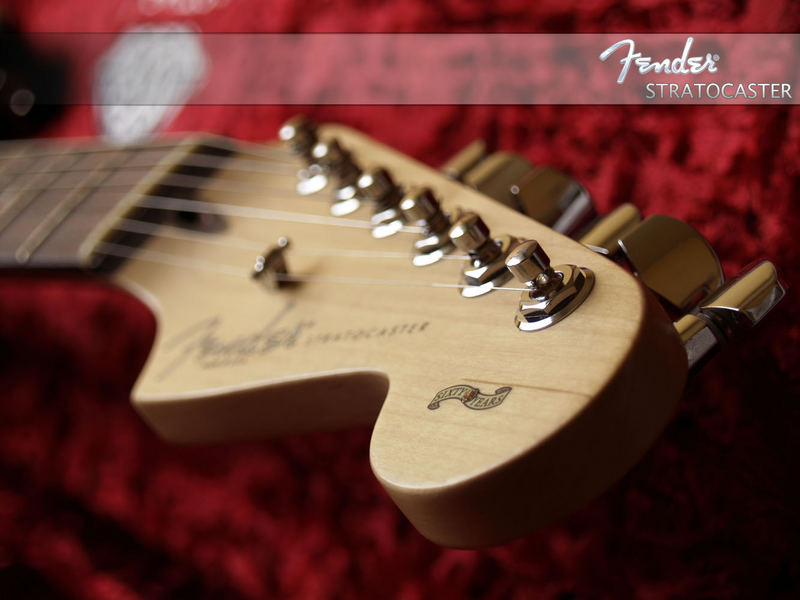 NAMM2014 Fender 60th