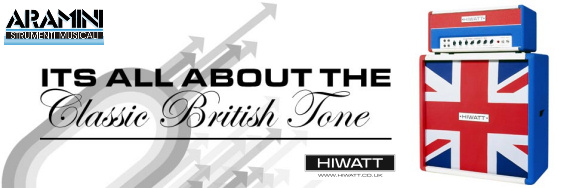 Hiwatt, the British Sound